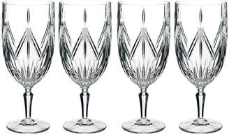 Waterford Marquis Lacey Stemware Iced Beverage Glasses