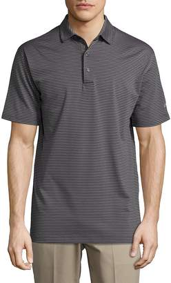 Callaway Men's Striped Opti-Dri Golf Polo