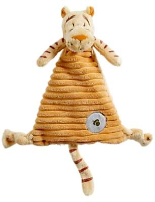 Winnie The Pooh Baby Tigger Comfort Blanket, H23cm