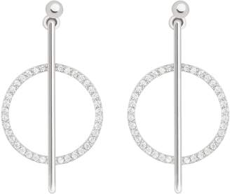 Astrid & Miyu - Venus Earrings in Silver