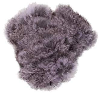 Jocelyn Fur-Trimmed Gloves w/ Tags Fur-Trimmed Gloves w/ Tags