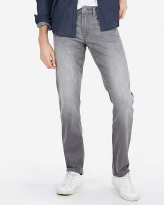 Express Slim Straight Stretch Jeans