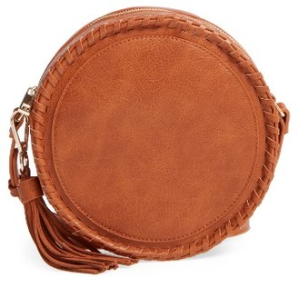 Sole Society Josa Crossbody Bag - Brown $49.95 thestylecure.com