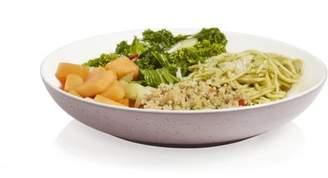 Libbey Urban Story Ceramic Entree 10-inch Dinner Bowl, Set of 4