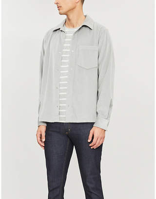 Tommy Hilfiger Striped stretch-cotton T-shirt