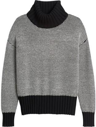 Banana Republic Petite Chunky Turtleneck Sweater