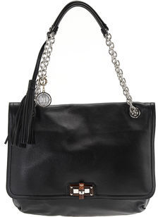 Lanvin Happy Partage GM Bag - Black