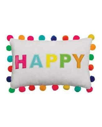 Iscream Happy Pompom Pillow
