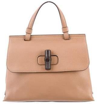 Gucci Small Bamboo Daily Top Handle Bag