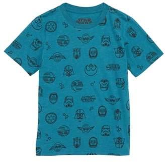 JEM Star Wars Print T-Shirt