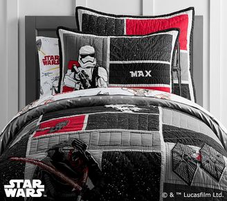 Star Wars: The Force Awakens Quilt
