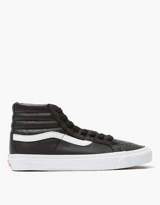 Vans Vault By OG Leather Sk8-Hi LX