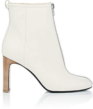 Rag & Bone Women's Ellis Leather Ankle Boots - Ivorybone