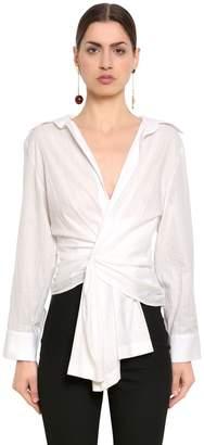 Jacquemus Cotton Poplin Shirt