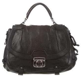 Celine Vintage Leather Satchel