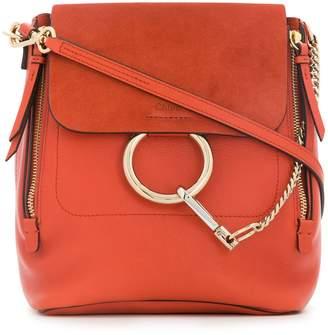 Chloé Faye backpack