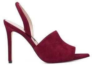 Nine West Guthrie Leather Sandals