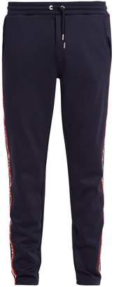 Moncler Relaxed-leg cotton-blend track pants