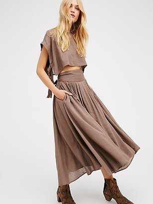 Sundown Skirt Set by Endless Summer at Free People $128 thestylecure.com