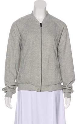 Anine Bing Metallic Long Sleeve Jacket