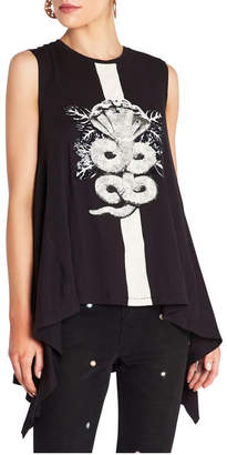 Sass & Bide Hold On Tee