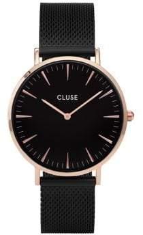 Cluse La Boheme Stainless Steel Bracelet Watch