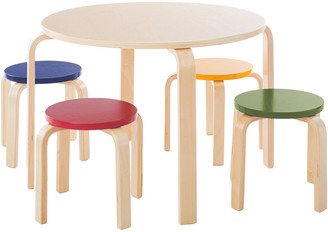Guidecraft Nordic Table & Chairs Set