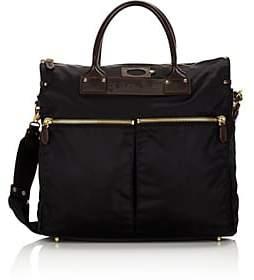 Felisi Men's Briefcase Tote-Black, Dk brn