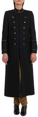 Saint Laurent Officer Coat