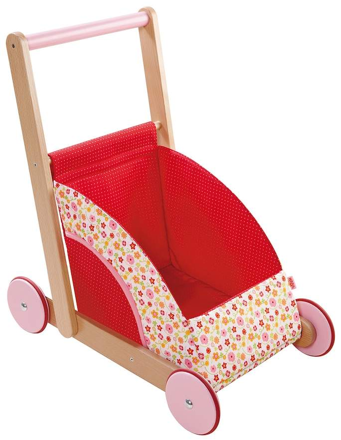 Haba HABA Summer Meadow Doll Pram