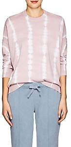 ATM Anthony Thomas Melillo Women's Tie-Dyed Cotton-Cashmere Sweater - Pink