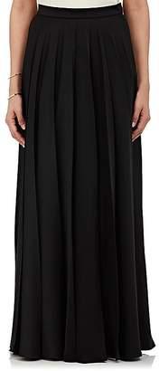 Lanvin Women's Satin Maxi Skirt