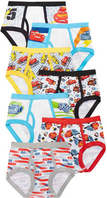 Disney Disney's Car's 7-Pk. Brief Underwear, Toddler Boys