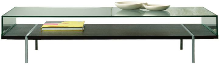Cappellini Pacini e Vogue Coffee Table - Wenge