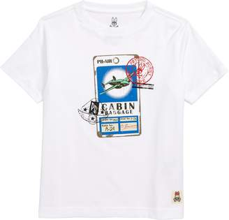 Psycho Bunny (サイコ バニー) - Psycho Bunny Radcot Graphic T-Shirt