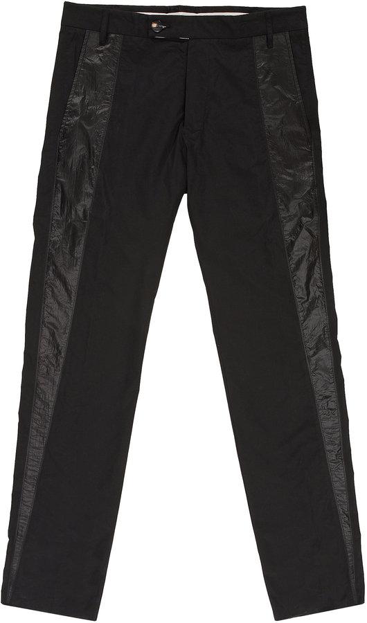 Rick Owens 'Tide' Stripe Trousers