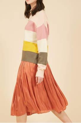 Frnch Provincial Flow Skirt