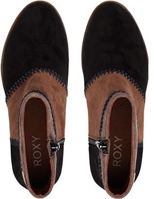 Roxy Women's Devlin Suede Bootie Ankle Boot