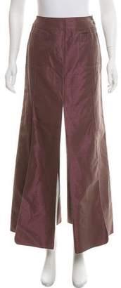 Chanel Iridescent Maxi Skirt