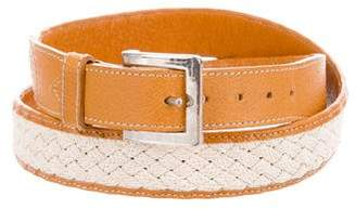 Malo Woven Waist Belt