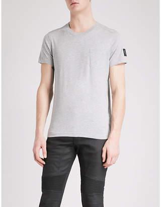 Belstaff Patch pocket cotton T-shirt