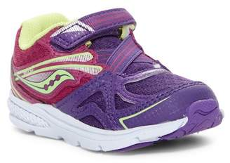 Saucony Ride 9 Sneaker - Multiple Widths Available (Toddler & Little Kid)