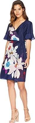 Trina Turk Women's Lucy Tie Waist Dress