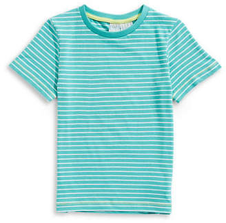 Bob Der Bar Striped Cotton Tee