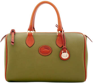 Dooney & Bourke All Weather Leather 2 Classic Satchel