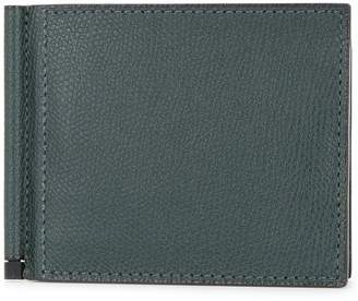 Valextra Simple Grip billfold wallet
