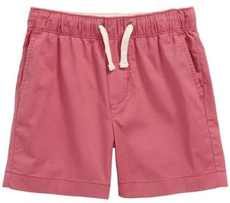 crewcuts Tie Front Dock Shorts (Toddler Boys, Little Boys & Big Boys)