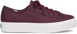 Keds Triple Up Leather Sneakers