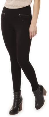 Dex Zip Front Legging