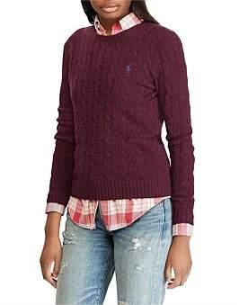 59a6abaaa930df Polo Ralph Lauren Knitwear For Women - ShopStyle Australia